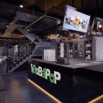Hệ thống âm thanh quán cafe của Firstsound được lắp đặt tại Bobapop