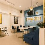 Loa quán cà phê Firstsound được lắp đặt tại Imuzu