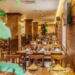 giải pháp âm thanh cho nhà hàng