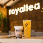 Loa cho chuỗi trà sữa royal tea
