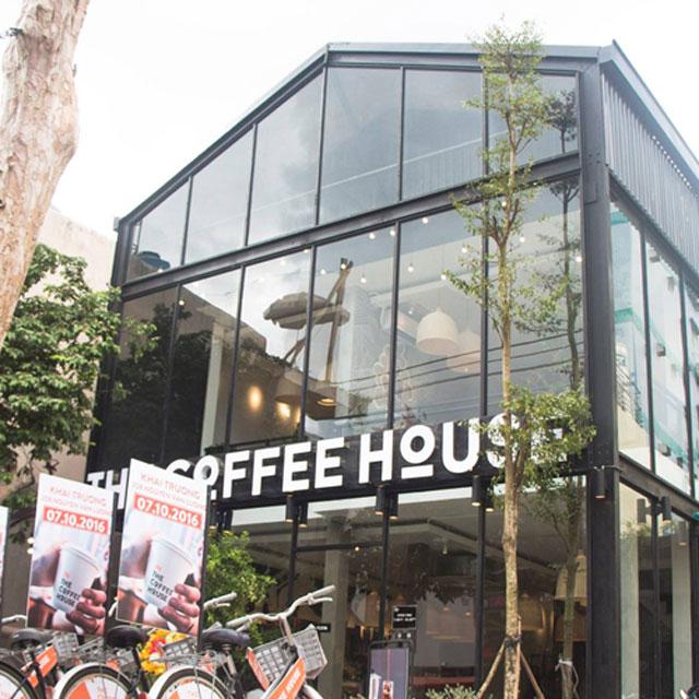 Loa cho quán cà phê the coffee house