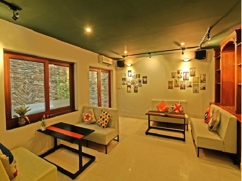 Thiết kế nội thất và âm thanh cho quán cafe