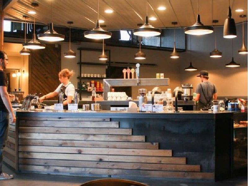 kinh nghiệm lựa chọn đèn trang trí cho quán cà phê
