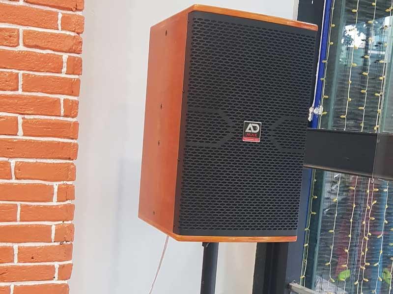 Dàn acoustic cho quán cà phê-1