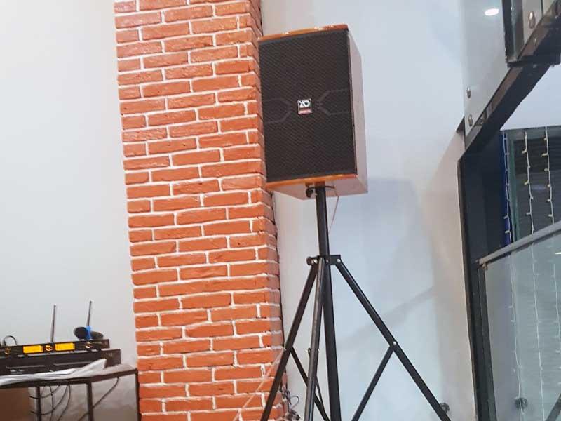 Dàn acoustic cho quán cà phê-4