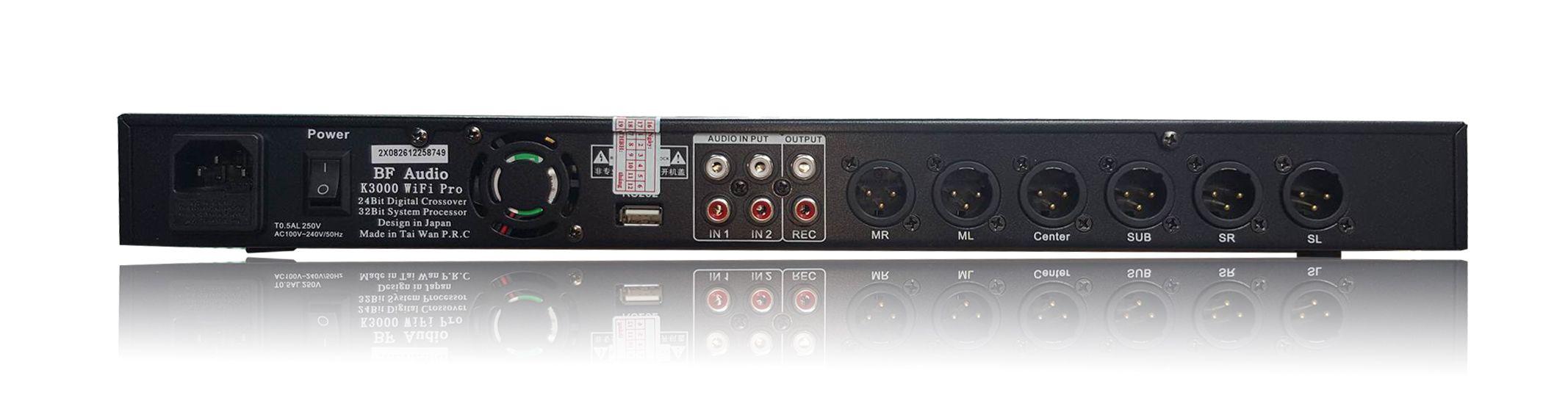 Mixer BFAUDIO K3000 WIFI PRO