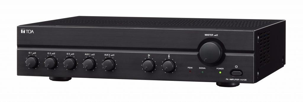 Amply TOA A-2060H nâng tầm đẳng cấp âm thanh