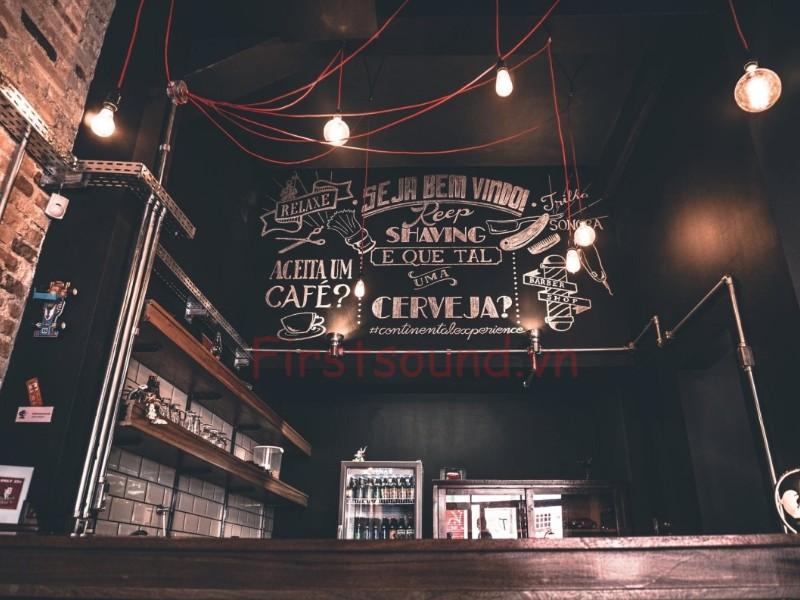 Ánh sáng cho quán cafe-Điều tạo nên điểm nhấn cho không gian của bạn