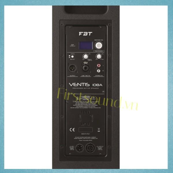 Loa sân khấu FBT VENTUS 108A-Loa chính hãng nhập khẩu từ Italya