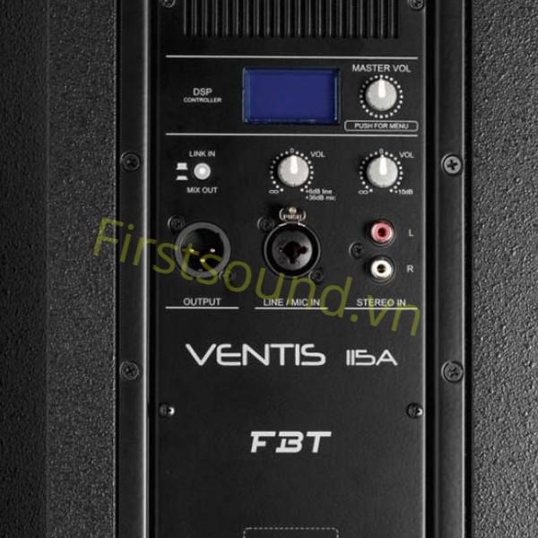 Loa sân khấu FBT VENTUS 110A-Loa FBT nhập khẩu chính hãng
