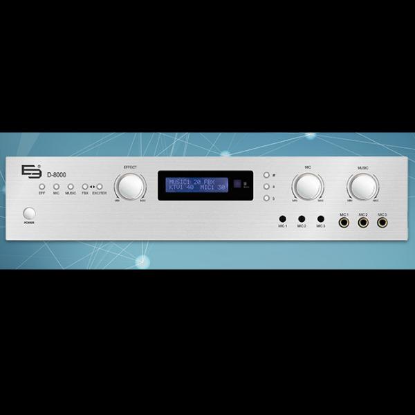 Amply E3 D8000 có giá 10.200.000đ
