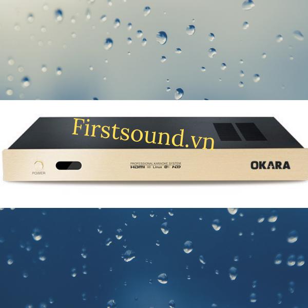 Đầu karaoke Okara M10 – 4TBgiá 12.400.000 đ