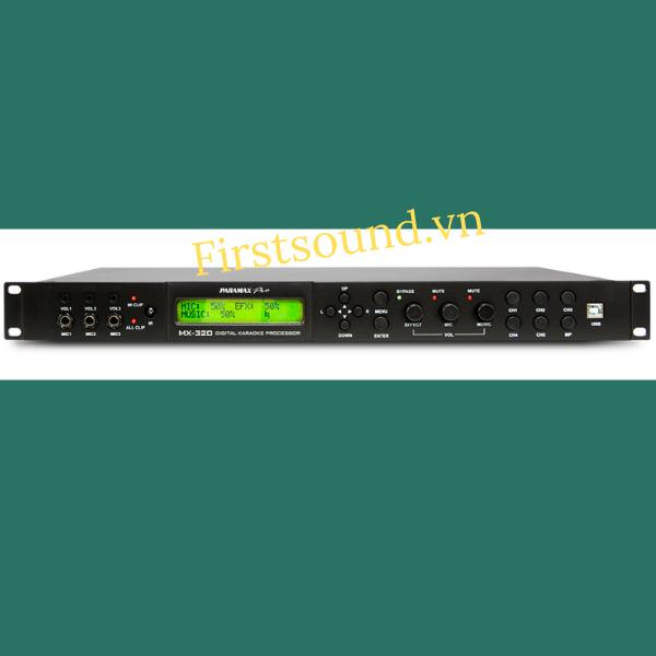 Vang số Paramax Pro MX-2000 được thiết kế đẹp mắt và tỉ mỉ