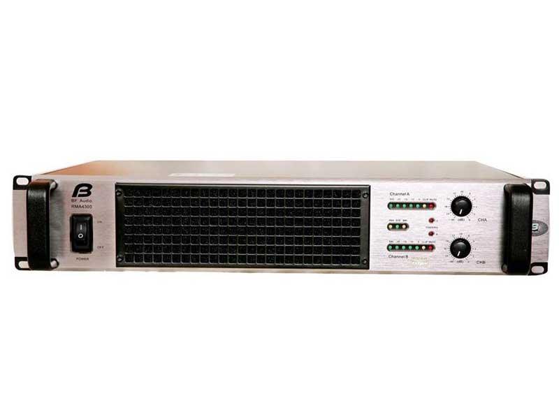 Main BFAudio RMA 4300