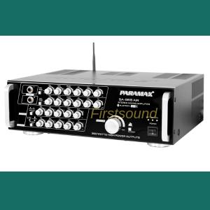 Amply karaoke Paramax SA-888AIR giá chuẩn thị trường