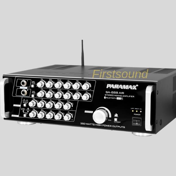 Amply PARAMAX SA-888 AIR Bluetooth 4.0chuẩn không nén aptX