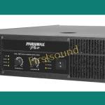 Main công suất PARAMAX-PRO MA-220 giá chuẩn thị trường