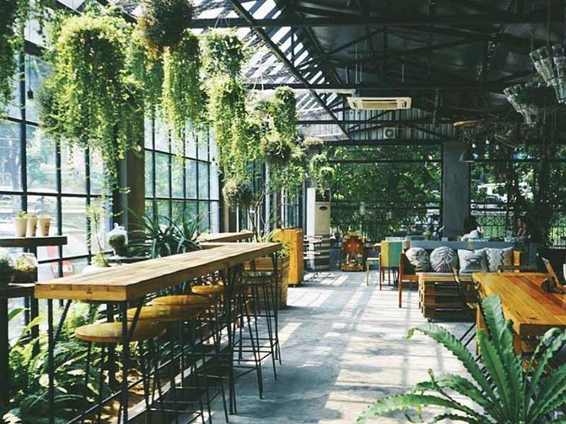 chi phí mở quán cà phê sân vườn-2