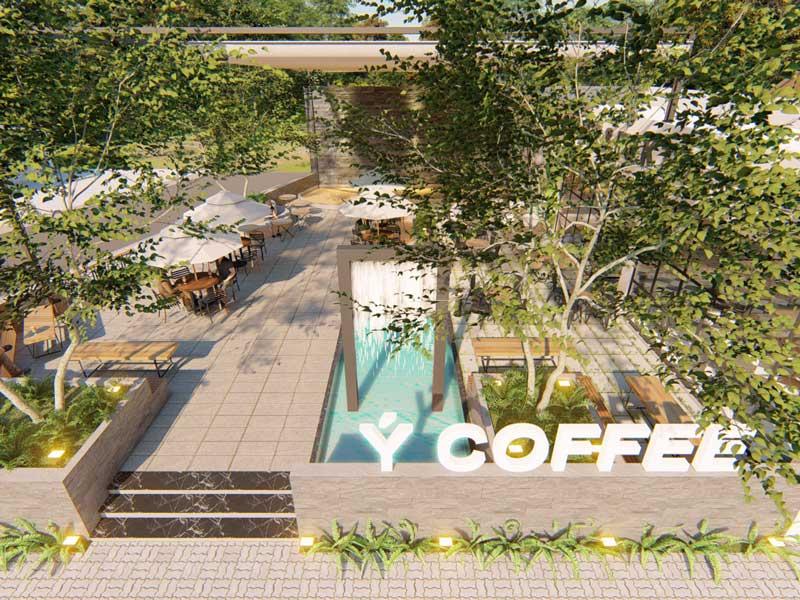 Chi phí mở quán cafe sân vườn bao nhiêu vốn là đủ ?