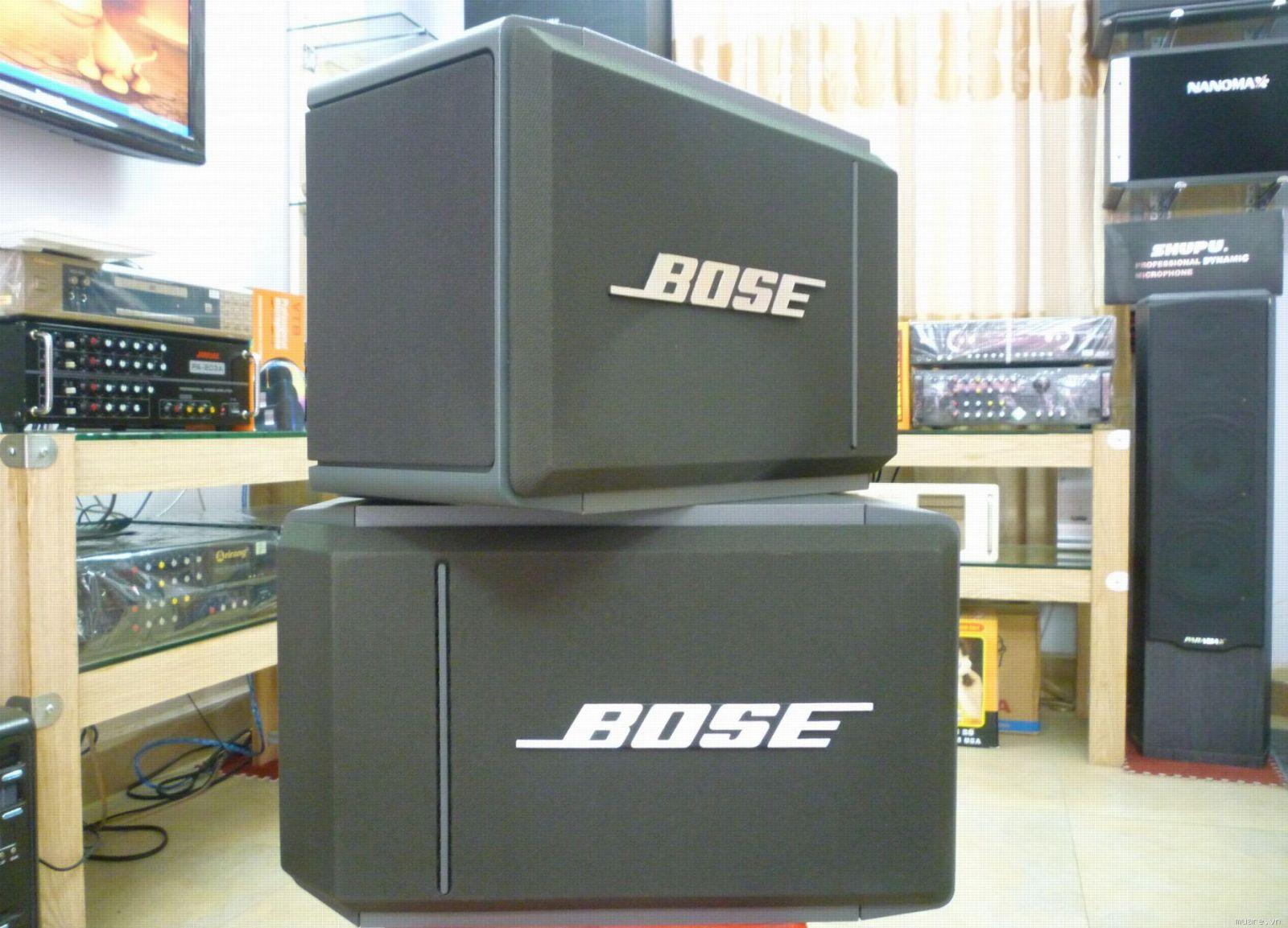 Loa hát karaoke hãng Bose