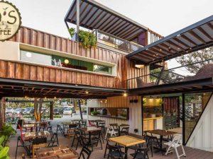 Mặt bằng mở quán cà phê là một phần quan trọng khi mở cafe