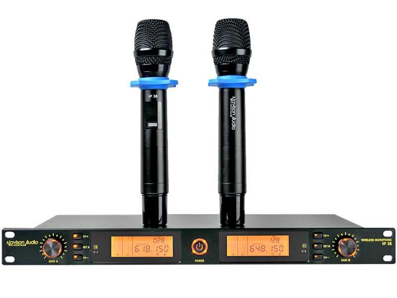 Micro karaoke gia đình