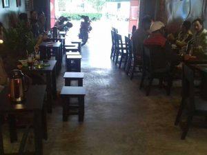 Thiết kế quán cà phê bình dân