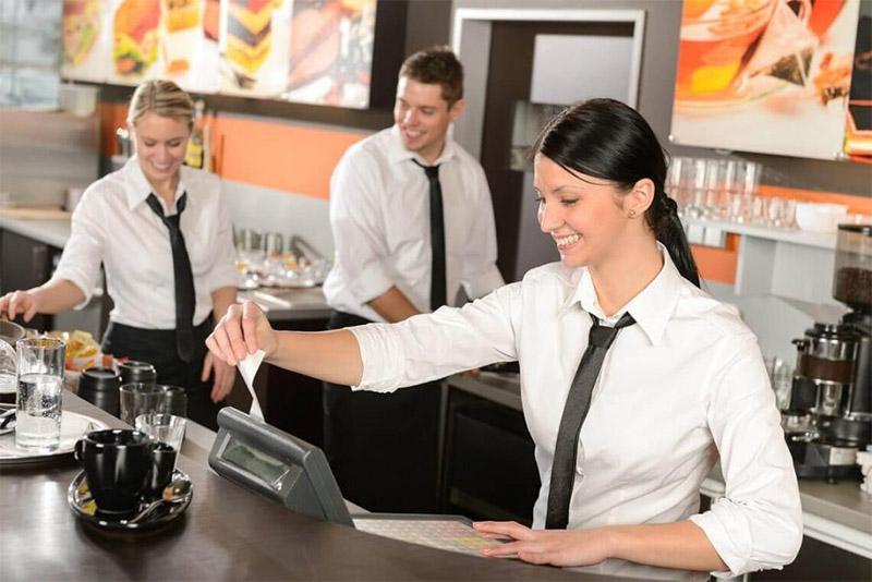 Chuyên cung cấp máy tính tiền quán cafe, nhà hàng tốt nhất 2020