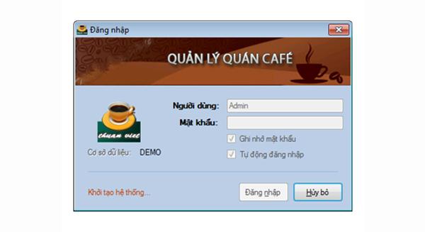 Phần mềm quản lý quán cafe chuyên nghiệp nhất