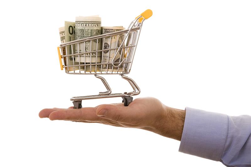 Xác định kinh phí đầu tư cho nội thất là khoảng bao nhiêu ?
