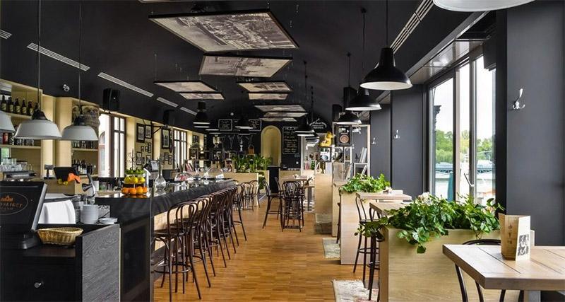 Phong cách quán cafe bạn theo đuổi là gì ?