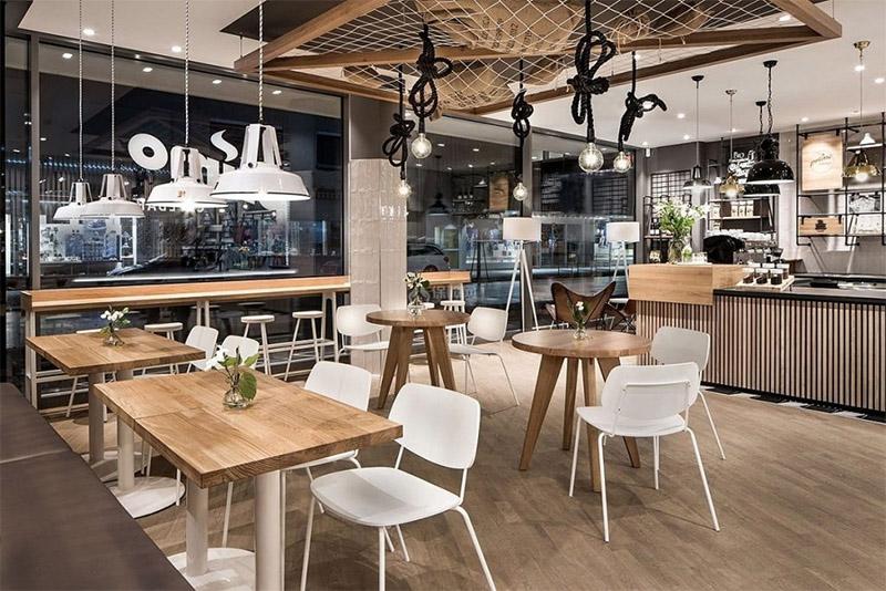 """Cung cấp và thiết kế theo yêu cầu nội thất cho quán cafe """"chất"""" nhất"""