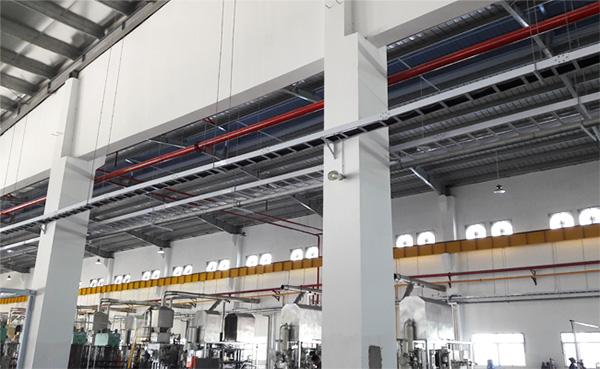 Giải pháp loa, âm thanh cho nhà xưởng từ 500m2 trở lên