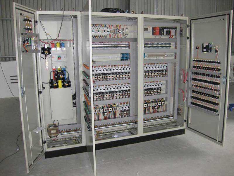Thi công và lắp đặt tủ điện công nghiệp