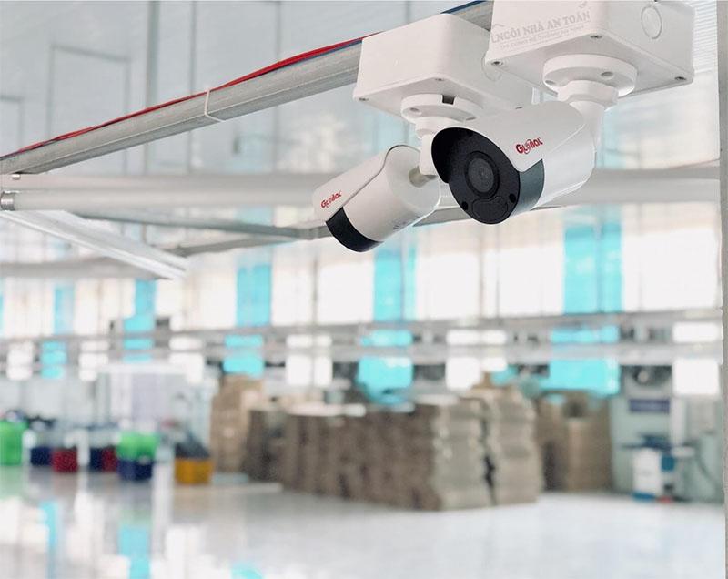 Chia sẻ cách lắp đặt camera cho nhà xưởng chi tiết nhất