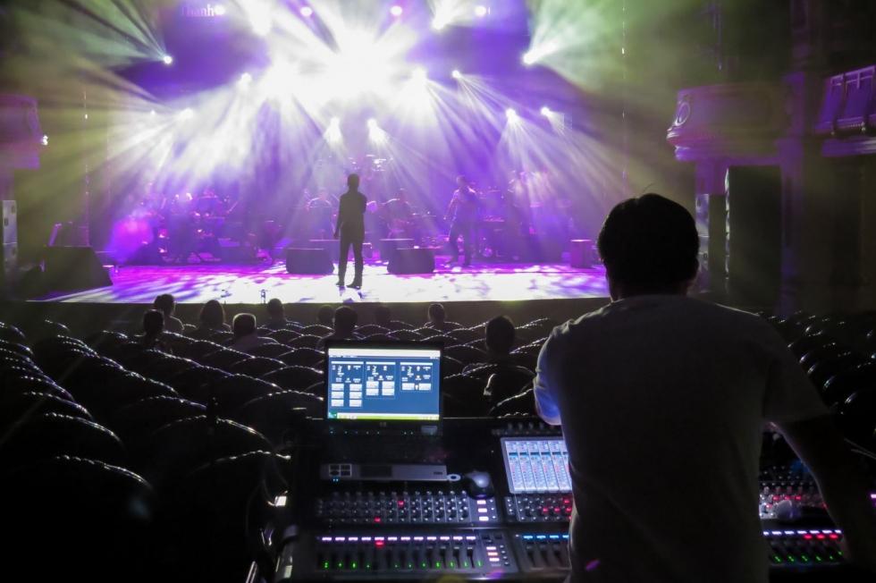Cách kết nối dàn âm thanh sân khấu tạo nên sự thành công của sự kiện