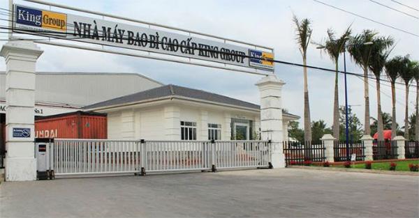 Hệ thống điện tại Công Ty TNHH Bao Bì King Group