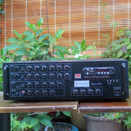 Âm ly Karaoke gia đình Firstsound FS-600