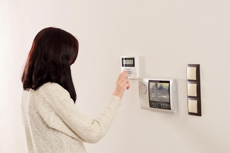 Chuông hình Door Phone là hệ thống chuông cửa sử dụng camera quan sát được người ở bên ngoài