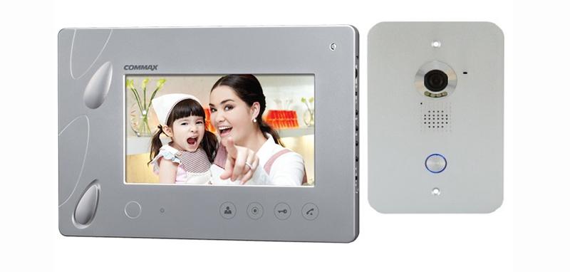 Trọn bộ giải pháp chuông cửa có hình- video doorphone của COMMAX tại Chun-cư-cao-cấp-star-tower