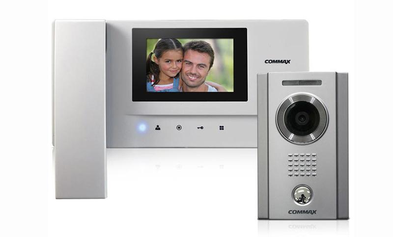 Trọn bộ giải pháp chuông cửa có hình- video doorphone của COMMAX tại Chung-cư-Vinaconex-21