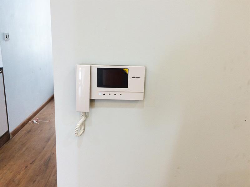 Trọn bộ giải pháp chuông cửa có hình- video doorphone của COMMAX tại TỔ-HỢP-GOLDEN-PALACE