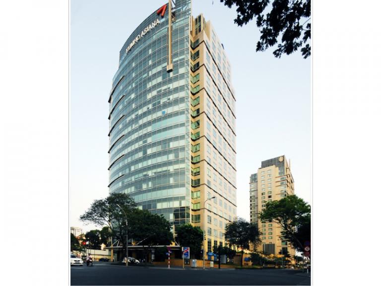 Âm thanh cho trung tâm thương mại M-Plaza – Loa Inter-M chính hãng 1