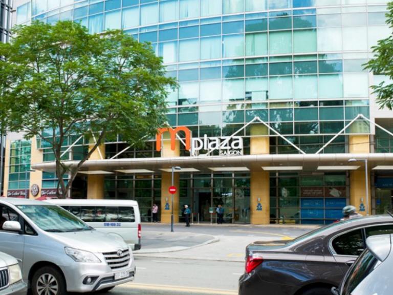 Âm thanh cho trung tâm thương mại M-Plaza – Loa Inter-M chính hãng 2