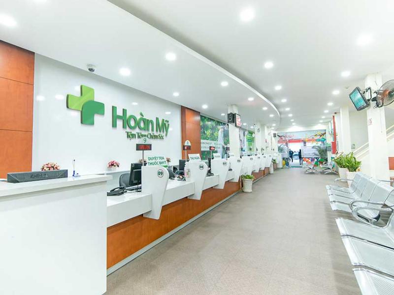 Âm thanh thông báo cho bệnh viện Hoàn Mỹ Sài Gòn (2)