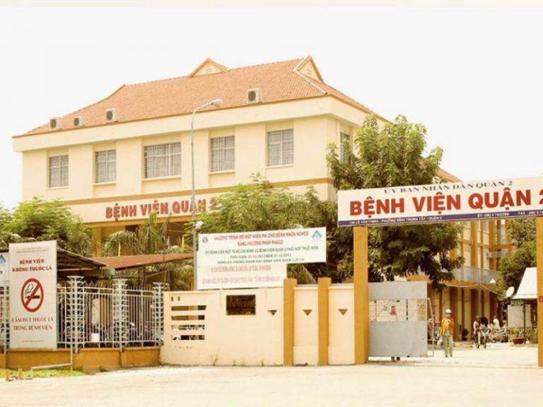 Thiết bị Âm thanh cho bệnh viện của Inter-M lắp đặt ở bệnh viện quận 2 (1)