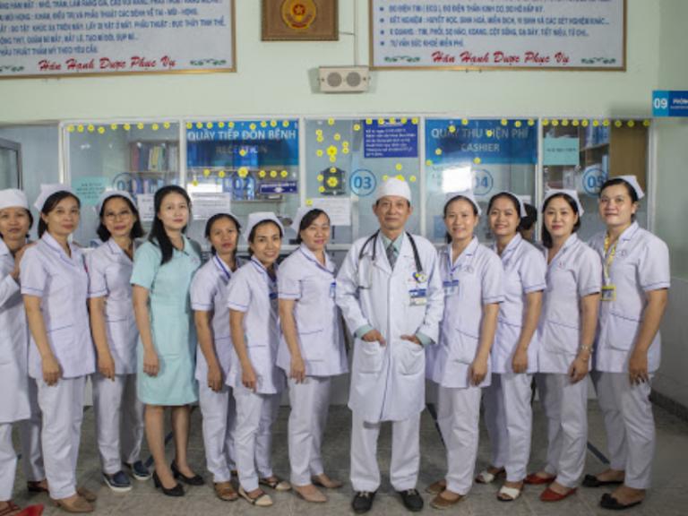 Thiết bị Âm thanh cho bệnh viện của Inter-M lắp đặt ở bệnh viện quận 2 (3)