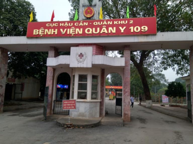 Âm thanh thông báo cho bệnh viện Quân đội 109 – Loa Inter-M