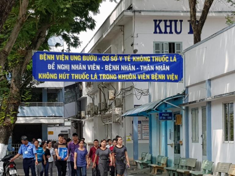 Âm thanh thông báo cho bệnh viện lắp đặt tại bệnh viện y học cổ truyền Tây Ninh 2