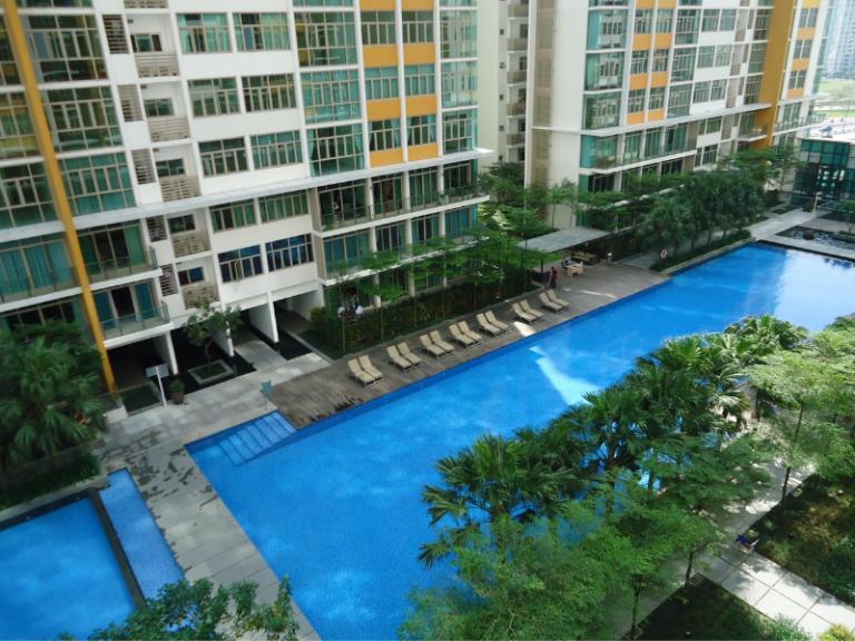 Âm thanh thông báo cho chung cư Depot Tham Lương – HCM 1